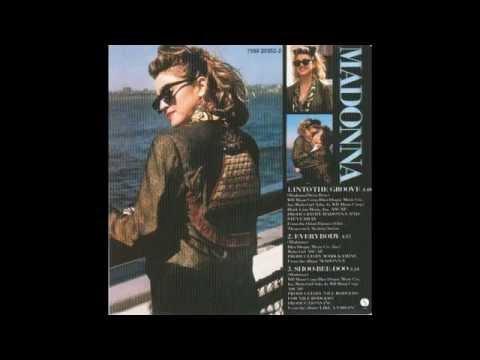 """Madonna – """"Shoo-Bee-Doo"""" (Sire) 1984"""