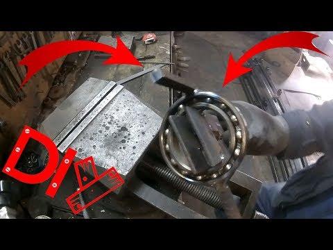 Homemade Diy Tool or Metal Bender Very Easily