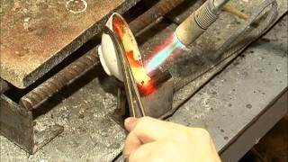 Самая тяжелая золотая цепь в России(Сюжет телерадиоцентра