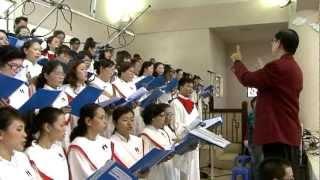 Nhạc phẩm : Chúa đã xức dầu ( ca đoàn tổng hợp Đa Minh )