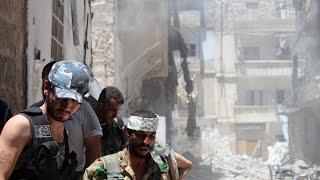 قوات الأسد تشتبك مع الحر على أطراف إبْطَعْ وتقصف مناطق بدرعا
