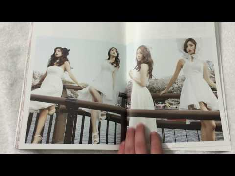 UNBOXING: Girls Day- Love/ Ring My Bell Second Album (Group Version)
