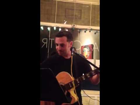 Ryan Brankin sings