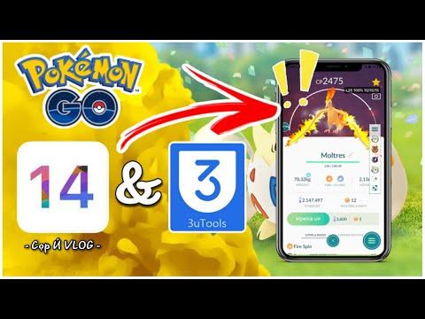 hack di chuyển pokemon go cho ios - ✨✈ [3uTools] Hướng dẫn cài đặt di chuyển GPS iOS trên Pokémon Go   Cọp Ú VLOG