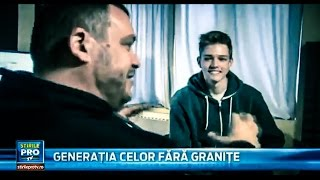 """Generatia celor fara granite"" ProTV / 1 Decembrie / B.U.G. Mafia (CC)"