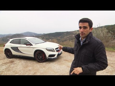 Mercedes GLA 45 AMG | Cosa si prova a guidare un crossover da 360 CV