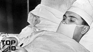 Top 10 Scary Times A Doctor Performed Their Own Surgery