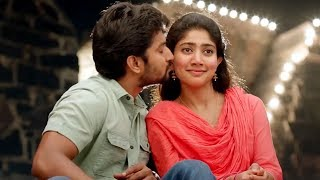 vuclip MCA Movie Kiss Scene | South Indian Hindi Dubbed Best Kiss Scene | Nani, Sai Pallavi