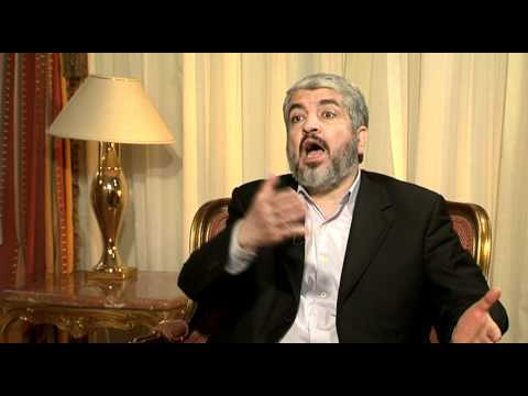 INTERVIEW WITH EXILED HAMAS LEADER KHALED MESHAAL May 9th ...