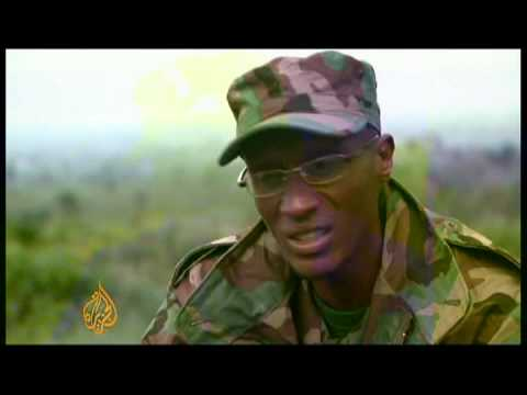 DR Congo rebel chief justifies his fight - 21 Nov 08