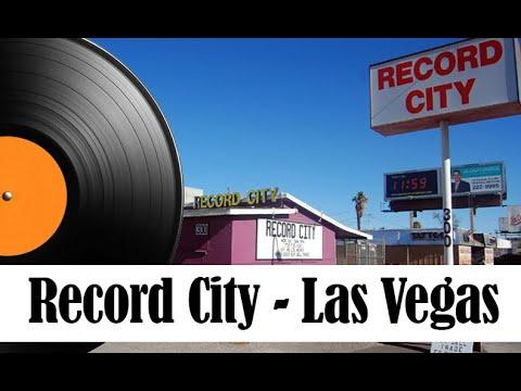 The Vinyl Guide - Record City, Las Vegas, Nevada