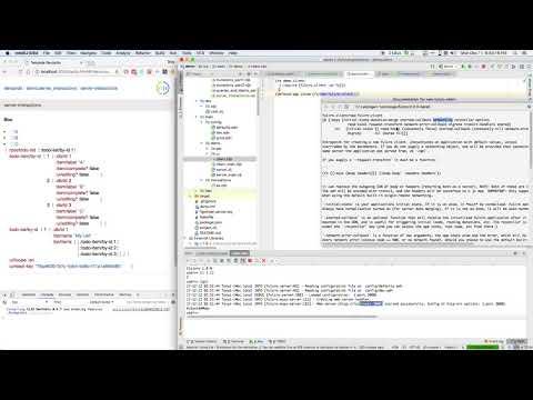 Fulcro 2.0 Basics Part 6 – Basic Full-Stack Reads