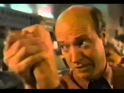 FTD Super Bowl XXIII ad feat Merlin Olsen  Arm Wrestling 1989271