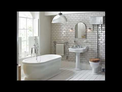 Victorian style bathrooms design