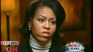Michelle Obama - Extended Interview by Soledad O