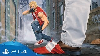 Fatal Fury: Battle Archives Vol.2 | Gameplay Trailer | PS4