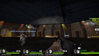 ZOMG L4D2 Custom Maps Ep 10 Space Jockeys part 1