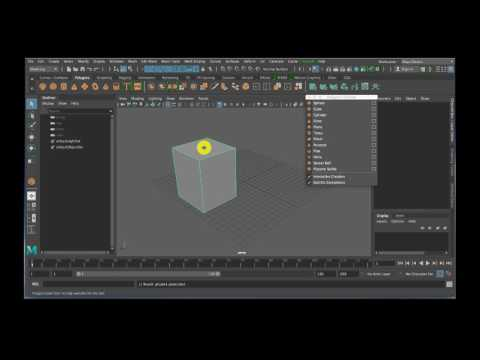 3D Lesson02 Polygons interactive creation