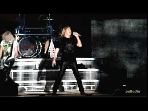 Download Festival 2011 Def Leppard  Wasted