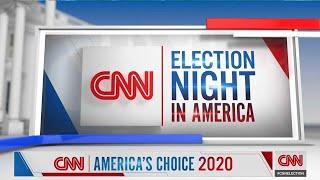 """CNN - """"America's Choice"""" Election Theme (2020)"""