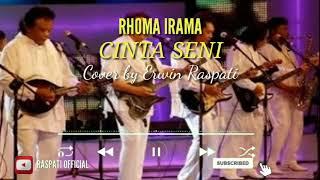 RHOMA IRAMA - CINTA SENI (By Erwin Raspati)