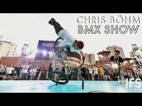 Chris Böhm BMX Freestyle Show Team
