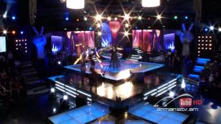 Armine Martirosyan, The Show Must Go On by Queen - The Voice Of Armenia - Live Show 8 - Season 1