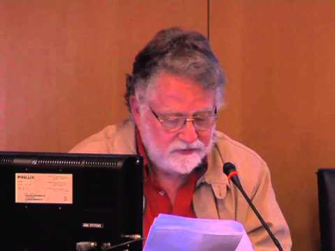Edgardo Lander, Professor of the Venezuelan Central University, Activist in Venezuelan Social Forum