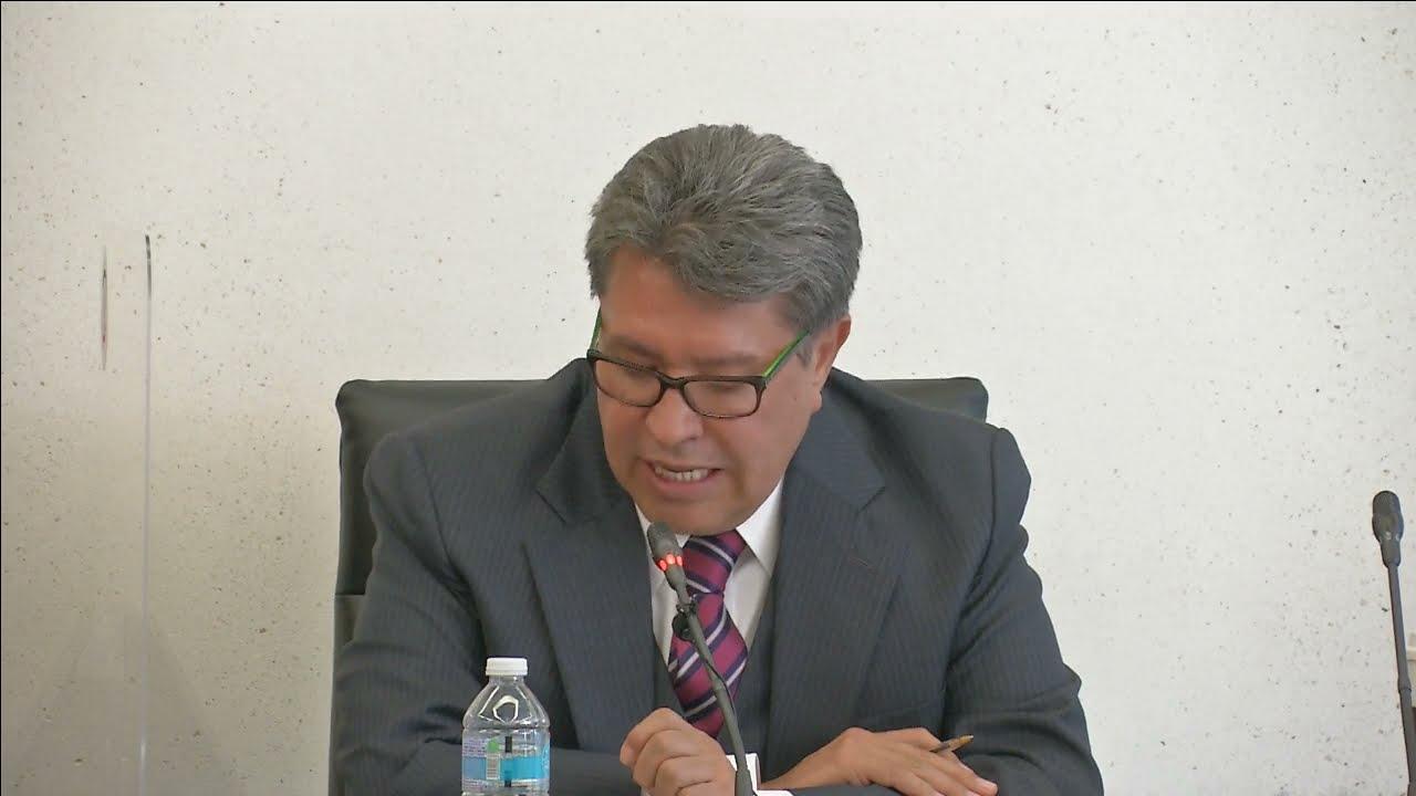 Download Conferencia del Sen. Ricardo Monreal, presidente de la JUCOPO, junto al Srio. Marcelo Ebrard