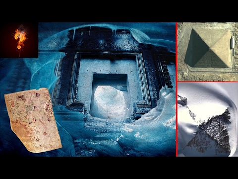 Proof Of Ancient Ruins In Antarctica?