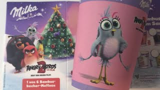 Milka Angry Birds Bambusbecher