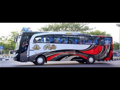 BUS ACEH - THE ROYAL -  BUS LINTAS SUMATRA