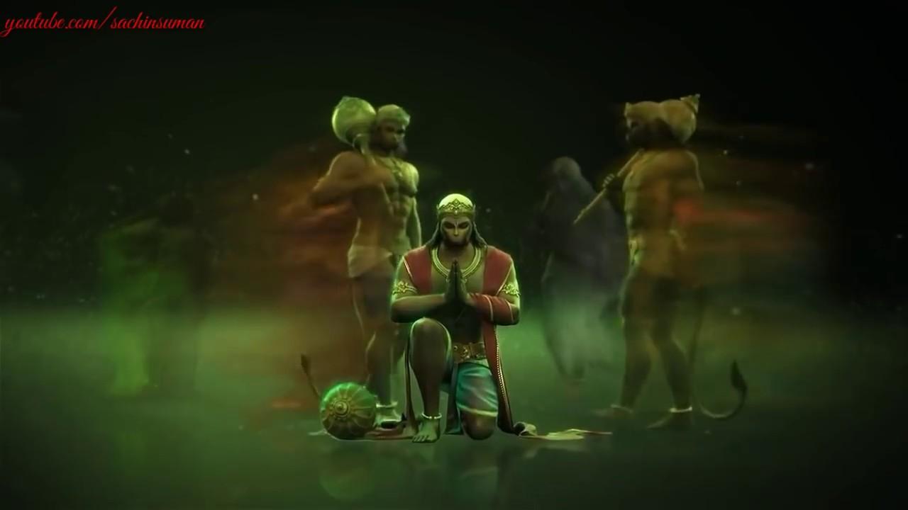 Hanuman Chalisa Whatsapp Status Animation Video Status