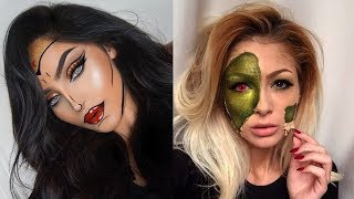 Amazing And Easy Halloween Makeup Tutorials Compilation 2018 - MUST SEE | part-3