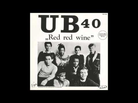 "UB40 - Red Red Wine (12"" Version)  **HQ Audio**"