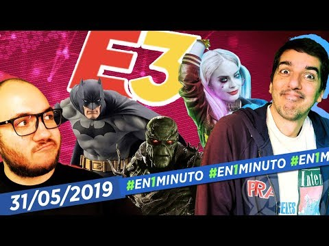 #En1Minuto: Swamp Thing, Gaming, Un Mundo Feliz