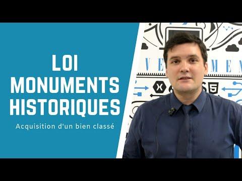 Loi Monument Historique : rénovation immobilière et défiscalisation