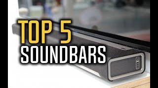 Best Soundbars in 2018 - Which Is The Best Soundbar?