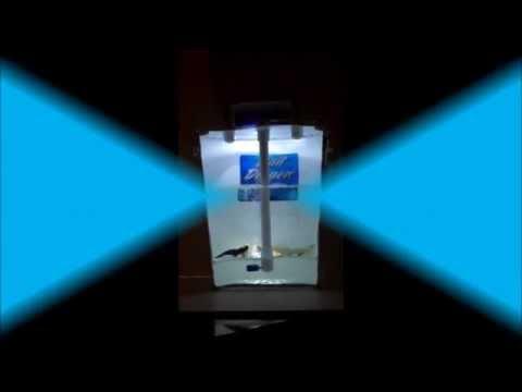 Bait Bucket | Aerator | Tackle Box | Flash Light