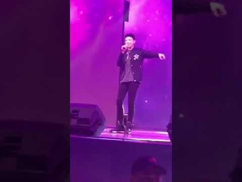 Darren Espanto Live in DUBAI/ TagLive Concert (12-08-2017)