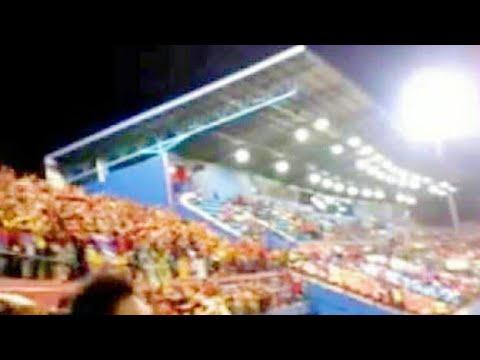 JDT vs Sarawak - Thank you fans