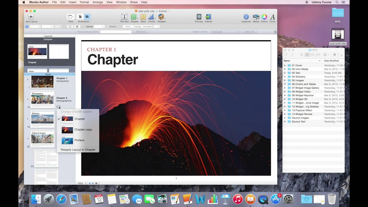 iBooks Author Training: Lesson 14: Customizing the Look-and-Feel of ...