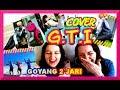 Goyang 2 Jari - Sandrina (Korean version) I Cover by GTI REACTION Mp3