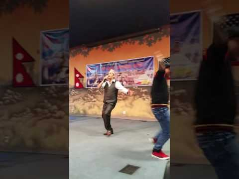 Dashain performance by me at greater austin Nepali samaj dashain program.