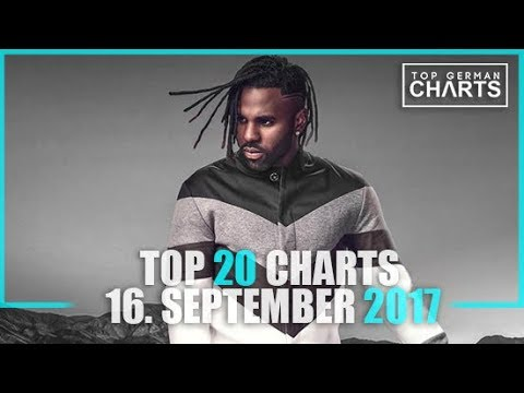 TOP 20 SINGLE CHARTS - 16. SEPTEMBER 2017