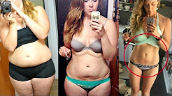 HOW TO AVOID LOOSE SKIN / 70+ POUND WEIGHT LOSS / BEFORE & AFTER