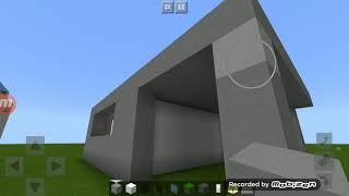 Fazer uma casa moderna Minecraft
