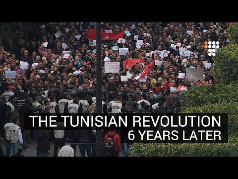 6th Anniversary of The Tunisian Revolution