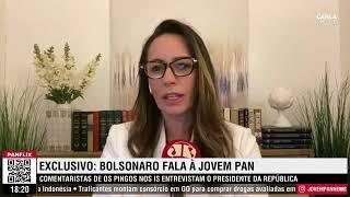 """Entrevista ao Programa """"Pingos nos is"""""""