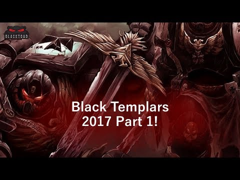 Black Templars ongoing Project Part1!